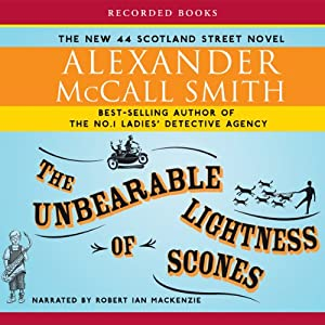 Unbearable Lightness of Scones Audiobook
