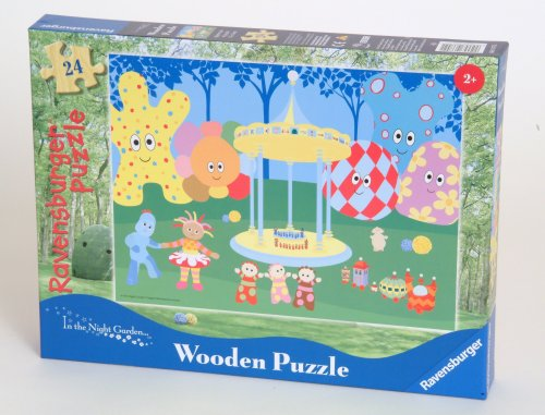 In the Night Garden Wooden Puzzle - 24 pieces