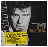 echange, troc Dave Edmunds - From Small Things: Best of Dave Edmunds