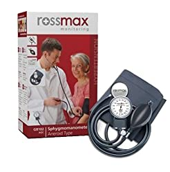 Rossmax GB101 Aneroid Blood Pressure Monitor