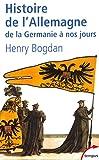 echange, troc Henry Bogdan - Histoire de l'Allemagne