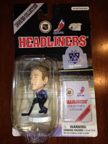Jeff Hackett - NHLPA Headliners 1998/99 Montréal Canadiens Collection Action Figure - 1