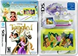Disney Tangled with Case Bundle - Nintendo DS