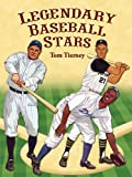 Legendary Baseball Stars Paper Dolls (Dover Paper Dolls) (0486248461) by Tom Tierney