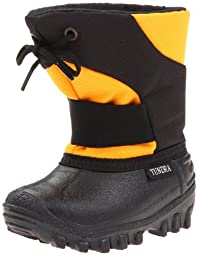 Tundra Outback 2 Boot (Toddler/Little Kid),Black/Yellow,7 M US Toddler