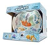 LIL 'Fishys Goldfish Bowl, a unos 21 cm, agrupados en 2 diseños