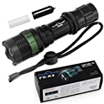 Super Bright Cree Q5 LED Flashlight t...