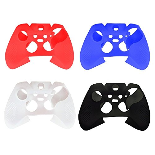 Super Soft Silicone Cover Case Skin for Xbox One Elite Controller, 4 Color (Xbox One Target compare prices)