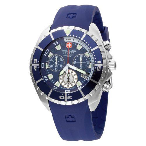 Swiss Military Hanowa Mens 06 4096 04 003 Chronograph