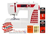 Janome DC2015 Computerized Sewing Machine w/ 7-Piece Bonus Kit