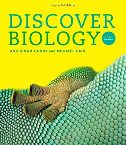 Discover Biology (Fifth Edition) (Discover Biology compare prices)