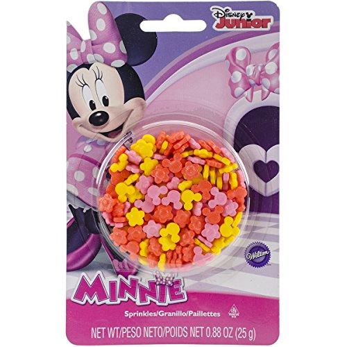 Wilton Minnie Bow-Tique Sprinkles - 1