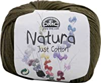 DMC Natura 50g about 155m col.22/Tropic Brown 5 ball set (japan import) by Dee MC