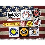 ノスタルジック ステッカーセット B 旧車 ヴィンテージ アメリカン雑貨 アメリカ雑貨 世田谷ベース