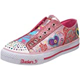 Skechers Shuffles - Flirty Flutters, Baskets mode fille
