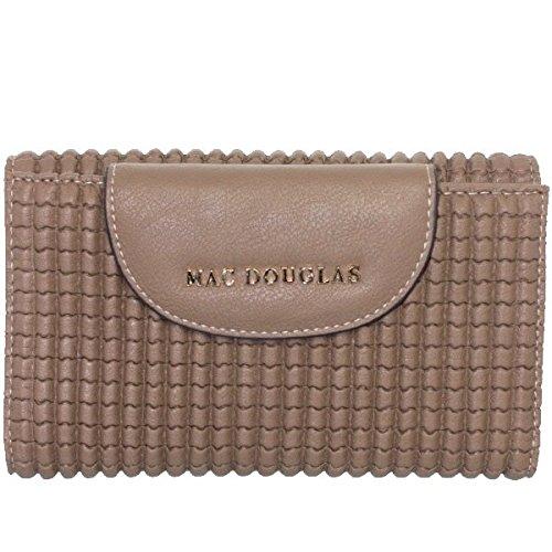Mac Douglas , Portafogli  Donna, beige (grigio), 20x12x2