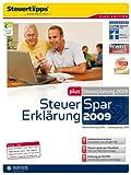 Steuer-Spar-Erklärung 2009 plus