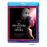 The Phantom of the Opera Blu-ray – $9.37!