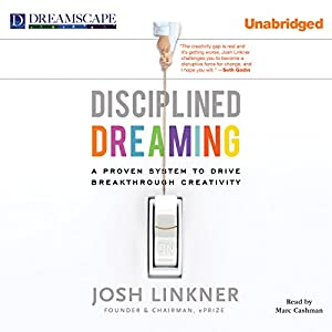Disciplined Dreaming Audiobook