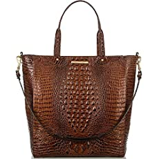 Harrison Travel Tote<br>Pecan Melbourne