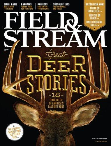 Field & Stream (1-year automatic renewal)