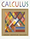 Calculus with Analytic Geometry, Alternate (0395889022) by Larson, Ron