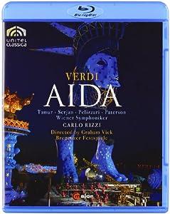 Verdi Aida Aida Bregenz Festival 2009 Blu-ray 2010 from CMAJOR