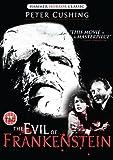 The Evil Of Frankenstein [1964] [DVD] by Peter Woodthorpe