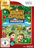 Nintendo WII Animal Crossing: Let´s Go to the City - Selects