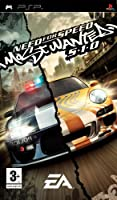 Need For Speed: Most Wanted (PSP) [import anglais]