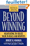 Beyond Winning - Negotiating to Creat...