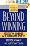 Beyond Winning: Negotiating to Create...