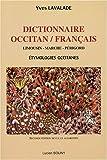 Dictionnaire occitan-français