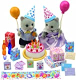 Sylvanian Families Birthday Party