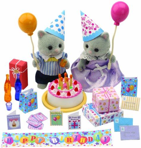 Sylvanian Families Birthday Party