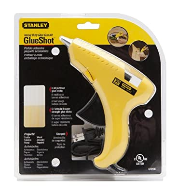 Stanley Trigger Feed Hot Melt Glue Gun Kit