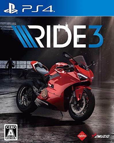 RIDE3 (ライド3) 【初回特典】追加コンテンツ ダウンロードコード 同梱 & 【Amazon.cp.jp限定】オリジナルPC&スマホ壁紙 配信 - PS4