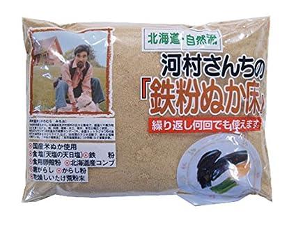 中村食品 河村さんちの鉄粉ぬか床 1kg