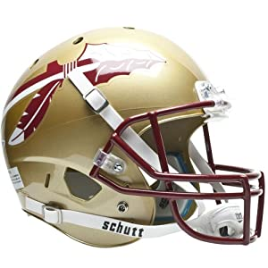 NCAA Florida State Seminoles Replica XP Helmet by Schutt