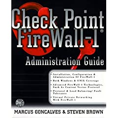 Check Point Firewall-1 Administration Guide