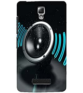 LENOVO A2010 SPEAKER Back Cover by PRINTSWAG