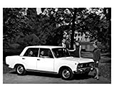 1968 Polski Fiat 125P Automobile Photo Poster