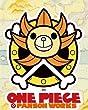 『ONE PIECE』(ワンピース) 水貼りダイカット ポスター [おもちゃ&ホビー]