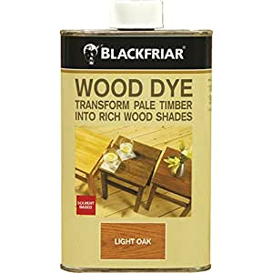 Wood dye b&q