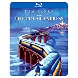 The Polar Express (Limited Edition SteelBook) [Blu-ray]by Nona Gaye Tom Hanks