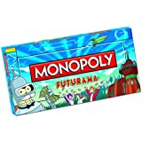 Futurama Monopoly Collector's Edition