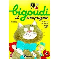 Bigoudi et compagnie, CP livret 1
