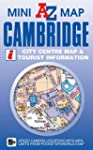 Cambridge Mini Map (A-Z Mini Map)