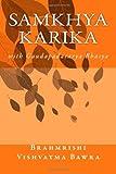 Samkhya Karika: with Gaudapadacarya Bhasya