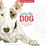 Trianimals: Color Me Dog: 60 Color-by...
